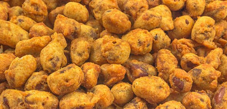 Tasty Nuts (white) Masala